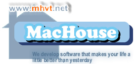 MacHouse video tutorials